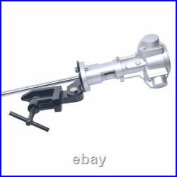 50 Gallon Mixer Tank Barrel Air Mix Stainless Steel Pneumatic Clip Bracket