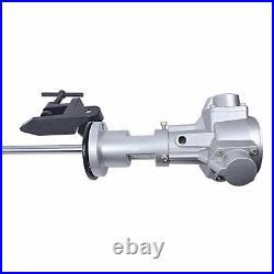 50 Gallon Mixer Tank Barrel Air Mix Stainless Steel Pneumatic Clip Bracket b