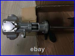 50 Gallon Mixer Tank Barrel Air Mix Stainless Steel Pneumatic Clip Bracket ts