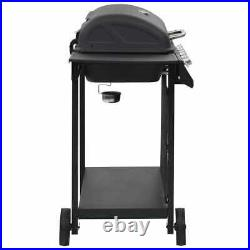 6 Burner BBQ Gas Grill Stainless Steel Barbecue Cooking Outdoor Garden Patio