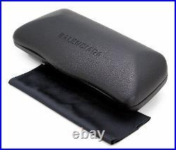 Balenciaga Cateye Sunglasses BB0086S 006 Ruthenium 59mm 0086