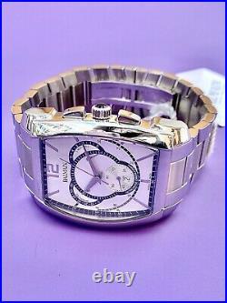 Balmain Men's Barrel Tonneau Stainless Steel Chronograph Watch B53813322