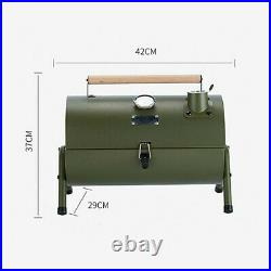 Barbecue Outdoor Grill Charcoal Stainless Steel Stove Patio Camping BBQ Stove