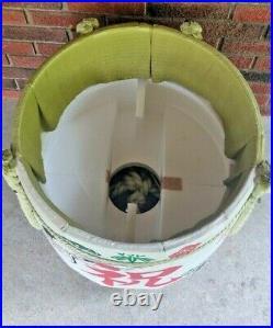 Ceremonial Sake Barrel 72L with Stainless Steel Insert