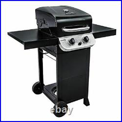 Char-Broil 140 840 New Convective Series Gas Barbeque, Black, 2 Burners