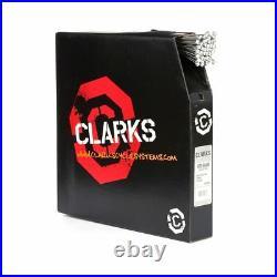 Clarks MTB/Hybrid S/S Inner Brake Wire W1.5xL2000mm Barrel Nipple Dispenser