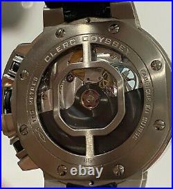 Clerc Odyssey Twin Barrel Swiss Automatic 6 Day
