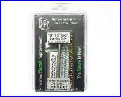 DPM RECOIL REDUCTION SYSTEM FOR 1911 5 Barrel Bushing Only-9mm-40s&w. 45ACP