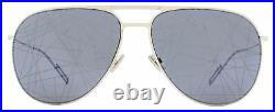 Dior Homme Sunglasses Dior0205S 84JMD Palladium/Black 59mm