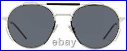 Dior Homme Sunglasses Dior0234S 84J2K Palladium/Black 54mm