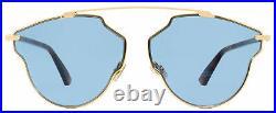 Dior Monochromatic Sunglasses SoRealPop DDBKU Gold/Havana 59mm