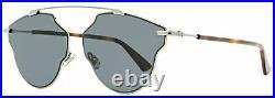 Dior Monochromatic Sunglasses SoRealPop KJ1IR Ruthenium/Havana 59mm