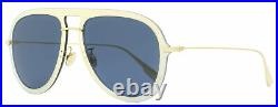 Dior Pilot Sunglasses Ultime 1 LKSA9 Gold 57mm