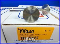 Ferrea Stainless Valves Ford 351C 2 Barrel Set Intake 1.650 Exhaust 2.070 11/32