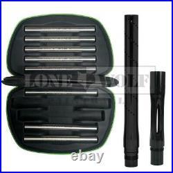 Freak XL Autococker Stainless Steel Barrel Kit 14 All American Tip Black