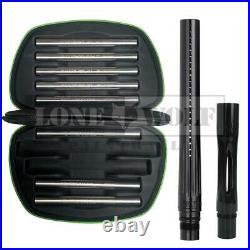 Freak XL Luxe Stainless Steel Barrel Kit 14 ACP Black