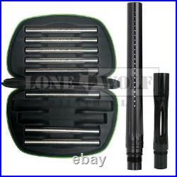 Freak XL Luxe Stainless Steel Barrel Kit 16 ACP Black