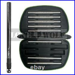 Freak XL Tippmann A-5 Stainless Steel Barrel Kit 16 Carbon Fiber Barrel