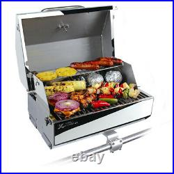 Kuuma Elite 216 Gas Grill 216 Cooking Surface Stainless Steel