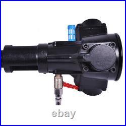 Mixer 50 Gallon Tank Barrel Pneumatic Air Mix Clip Bracket Stainless Steel 1/2HP