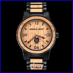 Original Grain NEW Licensed Jim Bean 47mm Jim Beam Barrell Watch 50% off