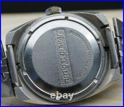 RARE! USSR Big Amphibian WRIST WATCH Vostok WOSTOK Barrel Diver Mechanical