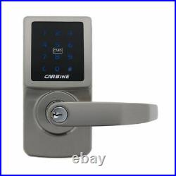 Touch Screen Door Lock Set Pin + RFID + Barrel Similar Lockwood 001 Touch