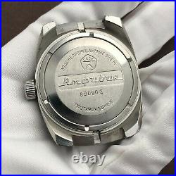 Vostok Wostok 2209 amphibia amphibian barrel USSR watch