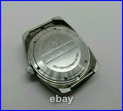 Watch Vostok Barrel 2209 SU Amphibian Diver USSR Vintage Soviet Army SERVICED