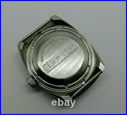 Watch Vostok NVCh-30 Barrel 2209 Amphibian 30 ATM Soviet USSR Vintage SERVICED