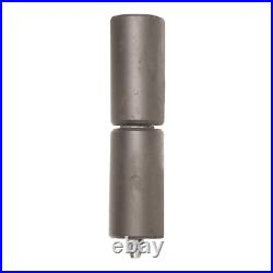Weld On Barrel Hinges Stainless Steel Pin Multiple Sizes Available 2 Pack