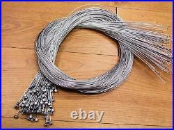 Wholesale Job Lot Bike Brake Barrel End Inner Cable Wire Slick Stainless Steel